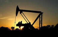 Oil prices fall on strong USD