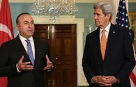 FM Cavusoglu talks with Kerry on extradition process of Gulen