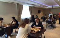 National chess players embark on training camp in Gabala
