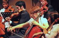 TURKSOY`s Youth Chamber Orchestra performs in London