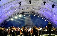 "Gabala prepares for 8th International Music Festival <span class=""color_red"">PHOTO</span>"