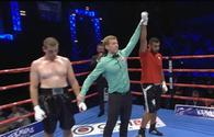 National boxer wins debut professional fight