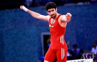 Three Azerbaijani wrestlers top UWW ranking