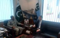 Azerbaijan, Pakistan discuss prospects for cooperation between air forces