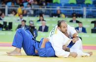 "Azerbaijani judoka advances to 1/8 finals in Rio <span class=""color_red"">PHOTO</span>"