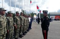 Azerbaijan successfully performs in Int'l Military Games 2016