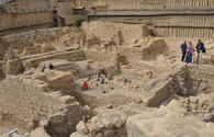 Achaemenid palace discovered in Shamkir