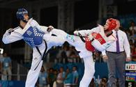 Azerbaijani taekwondo fighter reaches semifinals at Rio 2016