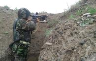 Azerbaijan`s Defense Ministry: Armenian armed units violated ceasefire 126 times