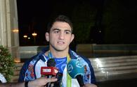 Wrestler Haji Aliyev's next goal - Islamic Solidarity Games