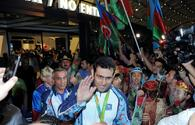 "Azerbaijan's record-breaking Olympics team returns home from Rio <span class=""color_red"">[UPDATE] [ PHOTO]</span>"