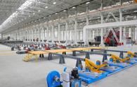 Industrial production grows in Azerbaijan