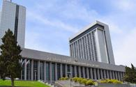 Azerbaijani parliament to discuss 18 issues at plenary meeting