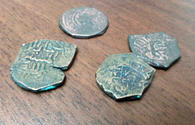 "Ancient coins discovered in Jalilabad <span class=""color_red"">[PHOTO]</span>"