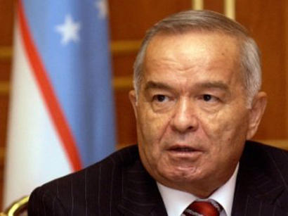 Uzbek President Karimov in intensive care after brain haemorrhage