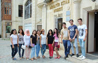 """Cultural heritage"" project ends in Baku <span class=""color_red"">[PHOTO]</span>"
