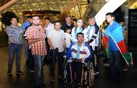 "Azerbaijani Paralympic team leaves for Rio <span class=""color_red"">[PHOTO]</span>"