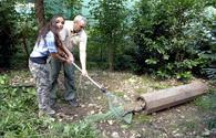 "Leyla Aliyeva visits Leopard Reintroduction Center in Caucasus <span class=""color_red"">[PHOTO]</span>"