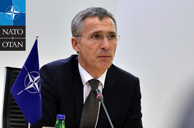 NATO chief: Russia has no say on Georgia membership issue