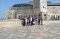 "Azerbaijani youth delegation visits Morocco <span class=""color_red"">[PHOTO]</span>"