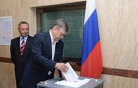 "Russians in Azerbaijan voting at State Duma election <span class=""color_red"">[PHOTO]</span>"