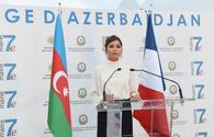 "Mehriban Aliyeva visits opening ceremony of ""Azerbaijani town"" in Paris <span class=""color_red"">[ UPDATE / PHOTO ]</span>"
