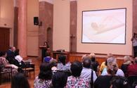 """Catalogue of composers, musicologists presented in Baku <span class=""""color_red"""">[PHOTO]</span>"""