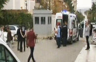 Gunmen attempt to attack Israeli embassy in Ankara