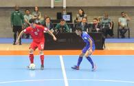 Neftchi player to join national futsal team