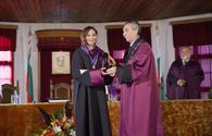 "Mehriban Aliyeva receives honorary citizen diploma in Bulgaria <span class=""color_red"">[PHOTO]</span>"