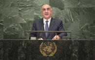 "FM: Armenia disrupts all attempts to settle Karabakh issue peacefully <span class=""color_red"">[PHOTO]</span>"