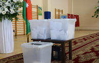 Azerbaijani people vote for changes and amendments to Constitution