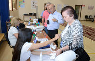 OpinionWay announces exit poll results in Azerbaijan