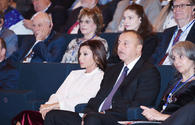 "President Aliyev and his spouse join opening of Baku International Humanitarian Forum <span class=""color_red"">[UPDATE / PHOTO]</span>"