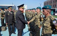 "Azerbaijani peacekeepers sent to Afghanistan <span class=""color_red"">[PHOTO]</span>"