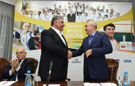 """New president of Azerbaijan Volleyball Federation appointed <span class=""""color_red"""">[UPDATE/PHOTO]</span>"""