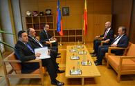Baku, Vaduz point to potential to expand relations