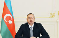 President  Aliyev signs order on Declaration of 2017 Year of Islamic Solidarity
