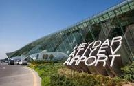 Passenger traffic of Heydar Aliyev International Airport grows by more than 20 percent