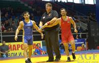 National wrestler wins silver at Intercontinental Cup