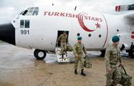 "Group of Azerbaijani peacekeepers return home from Afghanistan <span class=""color_red"">[PHOTO]</span>"