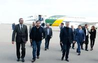 "Brazil lower house speaker visits Azerbaijan <span class=""color_red"">[PHOTO]</span>"