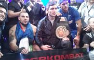 National kickboxer  claims 5th world kickboxing title