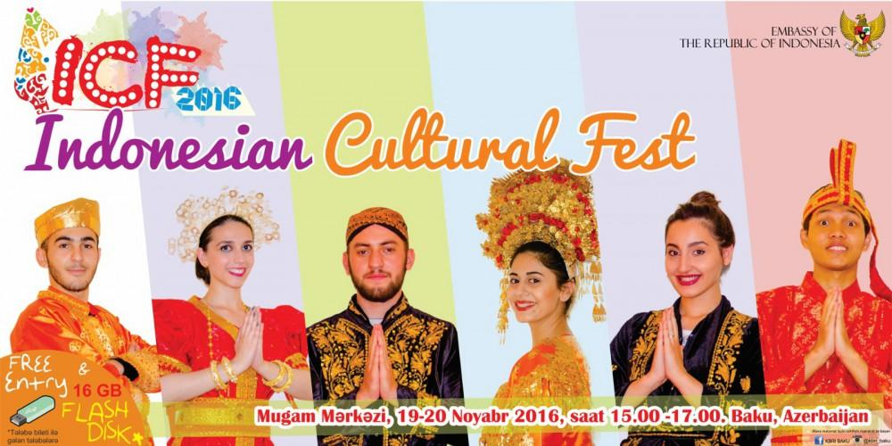 Indonesian Cultural Festival due in Baku