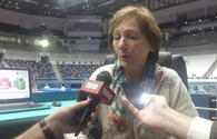 "UEG: Azerbaijan Gymnastics Federation doing great job <span class=""color_red"">[PHOTO]</span>"