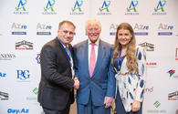 """Baku hosts business-seminar of the year with Brian Tracy <span class=""""color_red"""">[PHOTO/VIDEO]</span>"""