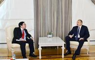 "President Aliyev receives ADB Vice-President <span class=""color_red"">[UPDATE]</span>"