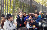 Protesters demand Armenian authorities to stop robbery