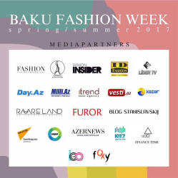 baku fashion week agenda revealed [photo]