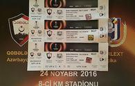 FC Qabala vs Anderlecht match tickets go on sale